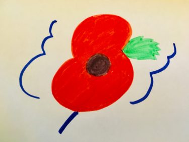 イギリス在住者の肩身が狭い日-リメンバランス・デーと赤いポピーバッジに思う事
